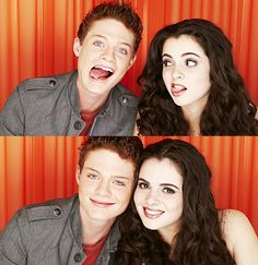 Emmett and Bay Switched at Birth Relationship Goals❤️🥰 Best Tv Shows, Favorite Tv Shows, Movies And Tv Shows, Emmett And Bay, Sean Berdy, Vanessa Marano, Ella Enchanted, Step Up Revolution, Chad Michael Murray