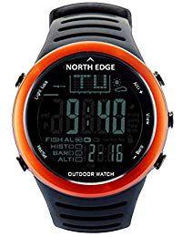 North Edge 720 Reloj De Pesca Al Aire Libre Termometro Barometro