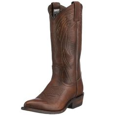 Beautiful pair of boots. No beakin required. Comfortable right out of the box! I was alittle nervous about the sizing after reading other Frye boot reviews and customers having to order a 1/2 size down. I order my regular size and love the way they fit.