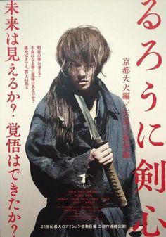Kenshin Himura. Rurouni Kenshin live action.