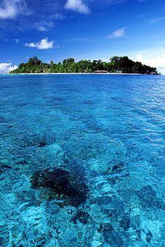 Sipadan Island, Malaysia.