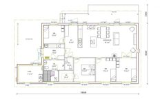 Koti, A 17, Floor Plans, Diagram
