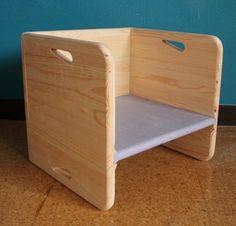 reading chair with handle | iichi