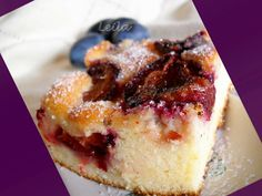 Quick cake with prune- Szilvás lepeny - Recipes - Joyful Cooks Quick Cake, Food Obsession, French Toast, Cheesecake, Sweets, Cookies, Breakfast, Desserts, Recipes