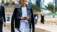 12 So-Cool Leather Jackets STYLECASTER Editors...