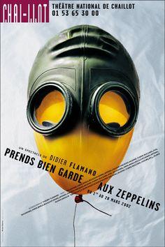 Michal Batory, Prends Bien Garde Aux Zeppelins, 2002