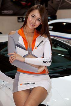 korean car girls - Google Search
