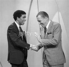 Richard Pryor and Ed Sullivan