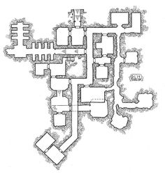 [Friday Map] Mad Fenrick's Basement