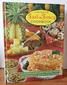June Roths Fast and Fancy Cookbook >>> Check this awesome product by going to the link at the image.
