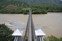 Vista del Río Cauca
