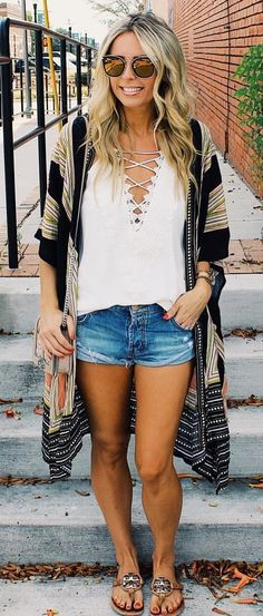 96 Hot Summer Outfit Ideas To Try Right Now #summer #outfit #style Visit to see full collection