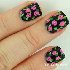 Plump and Polished: The Beauty Buffs - Floral
