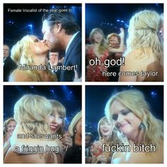 Taylor Swift sucks