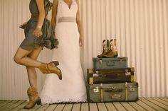 Love that dress Wedding Inspiration, Wedding Ideas, Here Comes The Bride, Special Day, Rustic Wedding, Bridesmaid, Cute, Weddings, Beautiful