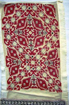Embroidery of Sofia Area, Shoppe region, Bulgaria ✳4