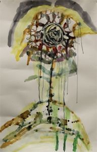 Elizabeth Terhune Recent Works on Paper watercolor, ink and acrylic on paper