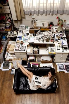 weekend plans- totally.  reminds me of my {organized} piles everywhere yet this is what i'm doing...