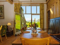 Beautifully restored holiday let