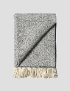 Margaret Howell, Tweed, Merino Wool, Latte, Textiles, Blanket, Fall, How To Make, Closet