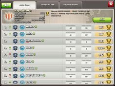 clash of clans clan - Google Search