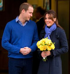 Biggest Not-Born-Yet Celebrity of 2012: Kate Middleton and Prince William's Baby