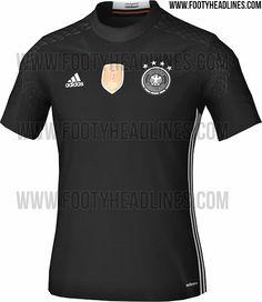 e4cb4ed76 Germany Euro 2016 Goalkeeper Kit Leaked - Footy Headlines Goalkeeper Kits