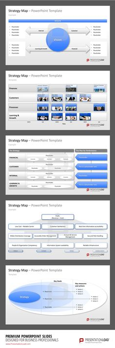 Strategy Map PowerPoint Templates give you fundamental experts advise on how to create a strategy map. #presentationload http://www.presentationload.com/strategy-map.html