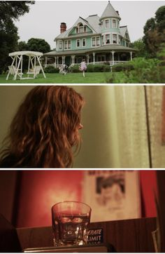 Gillian Flynn, Sharp Objects, Demons, Cinematography, Mansions, Tv, House Styles, Beautiful, Home