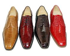 Belvedere # LP5 at AlligatorWorld.com - Exotic Skin Shoes