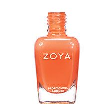 Zoya's new summer collection is so pretty. I'm on a nail polish buying hiatus at the moment, unfortunately. : (