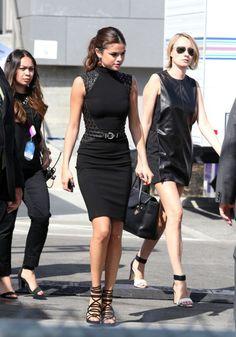 selena gomez fashion icon