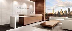 Reception Desks Melbourne - Corporate Business Furniture