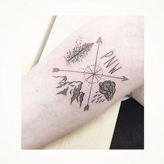 #tattooworkers #tree tattoo #cloudtattoo
