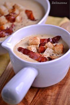 Delimamma: Zupa krem z kalafiora
