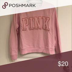 Sweatshirt Pink sweatshirt PINK Victoria's Secret Tops Sweatshirts & Hoodies