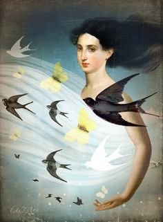 Fly High by Catrin Welz-Stein
