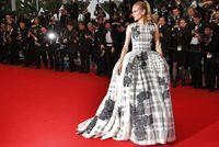 Diane Kruger, palme de l'élégance au Festival de Cannes #BirksGlamCannes