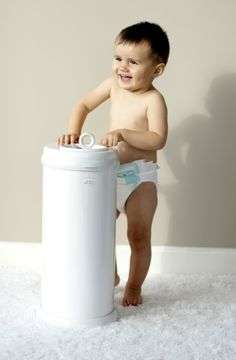 #Giveaway Alert! Award-Winning @ubbiworld #Diaper Pail For The Stylish #Nursery!