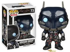 arkham night Funko pop vinyl