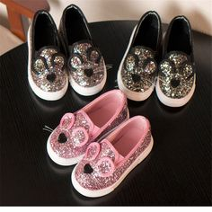 New arrival Kids Girls boys fashion thin shoes Spring & Autumn Korean style Pu leather Cat character Casual shoes for children Little Fashion, Boy Fashion, Korean Fashion, Kid Shoes, Baby Shoes, Childrens Shoes, Spring Shoes, Tory Burch Flats, Fashion Styles