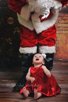 20 ideas para fotos de tu bebé en Navidad | Blog de BabyCenter