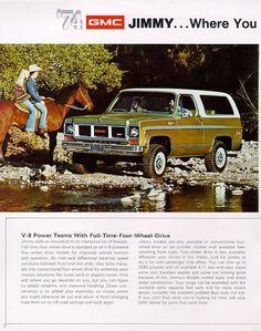 Car Brochures - 1974 Chevrolet and GMC Truck Brochures / 1974 GMC Jimmy-02.jpg