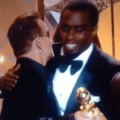 (extreme close up) | Diddy's 5 Most Ridiculous Moments At The Golden Globes