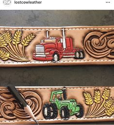 Tooled Leather, Leather Tooling, Leather Bags, Leather Wallet, Custom Leather Belts, Leather Jewelry, Beaded Belts, Leather Working Patterns, Leather Crafting