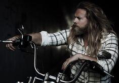 Lasse Matberg as Deke Black Dagger Brotherhood, Most Beautiful Man, Gorgeous Men, Beautiful Things, Beautiful People, Badass Beard, Nice Beard, Stavanger Norway, Eye Candy Men