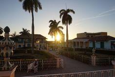 #Sonnenuntergang #Trinidad #Kuba #Cuba #sunset #backpacking #flashpacking