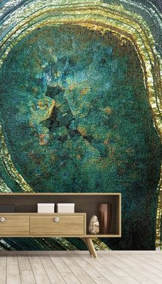 In Lara Skinner's artwork and this collection of wall murals, you'll find layers upon layers of mixed textures with a hint of florals to create beautiful, marble effect designs. Ideal for creating contemporary décor, these made-to-measure murals by Lara Skinner will look stunning in any neutral room. Create a stunning feature wall with this geode mural. Easy to order and install plus free UK delivery. Click to see the beautiful collection!  #featurewall #wallpaper #marble #geode #accentwall