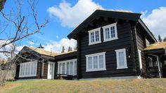 FINN – Prosjektert høystandard laftehytte på Beitostølen - Laftekompaniet