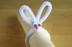 Bunny Napkin Holder